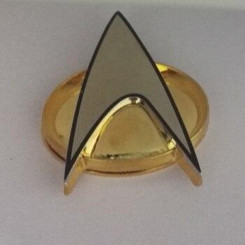 Star Trek Badge – Next Generation Communicator Insignia Badge Pin Brooch