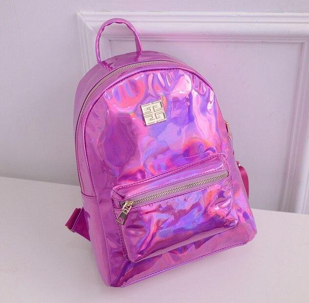 mochila multicolor para mulheres Material Principal : Plutônio