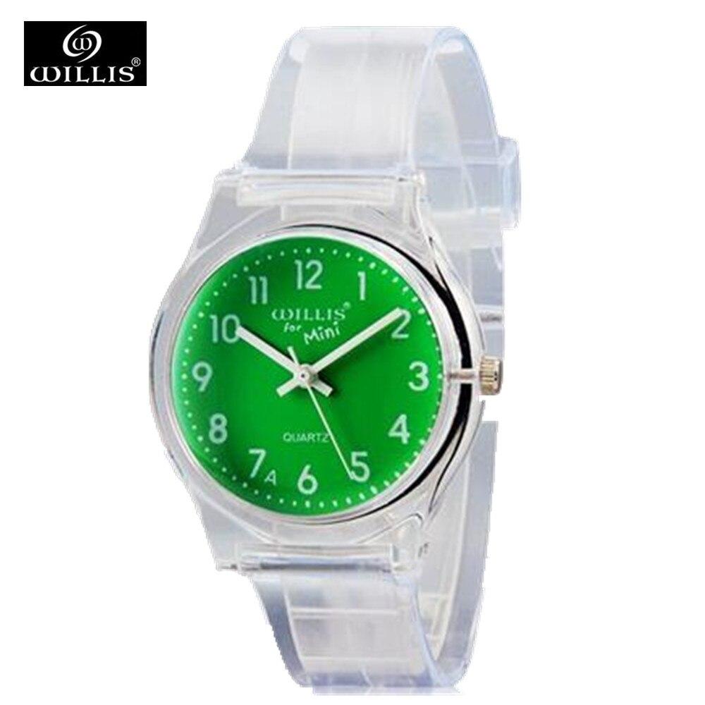Mini Student's Kid's Women 's Fashionable Analog Quartz Wrist Watch