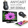 Original AnyCast M2 Airplay Wireless Wifi Display TV Dongle Receiver DLNA Easy Sharing HD 1080P TV Stick For Android IOS Windows