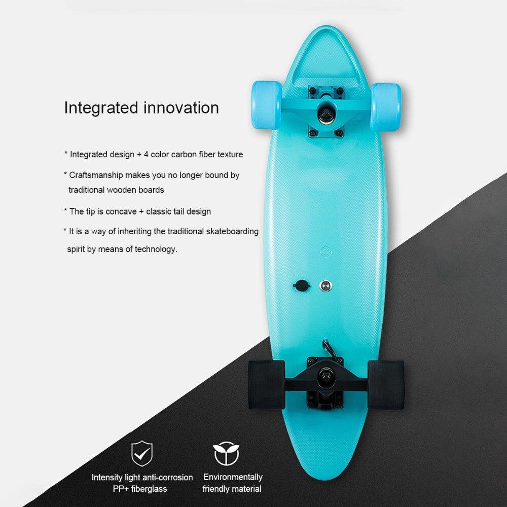 Le plus bas prix Maxfind 3.7 kg plus plate-forme mobile moteur à distance skateboard électrique avec Samsung batterie - 5