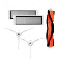 HIPERDEAL-filtros Cepillo Lateral Hepa  accesorios de cepillo principal para Xiaomi Mijia 1S Roborock T65 S6  Robot aspirador 19Apr29