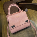 2017 новая сумочка ретро матовый сумки моды темперамент плечо крест мешок