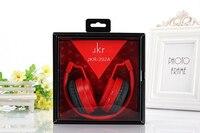 2017 Hot Sale JKR 202a Foldable Wireless Bluetooth Headphone Stereo Music bass Headset With Mic MP3 FM Radio Earphone For iOS An