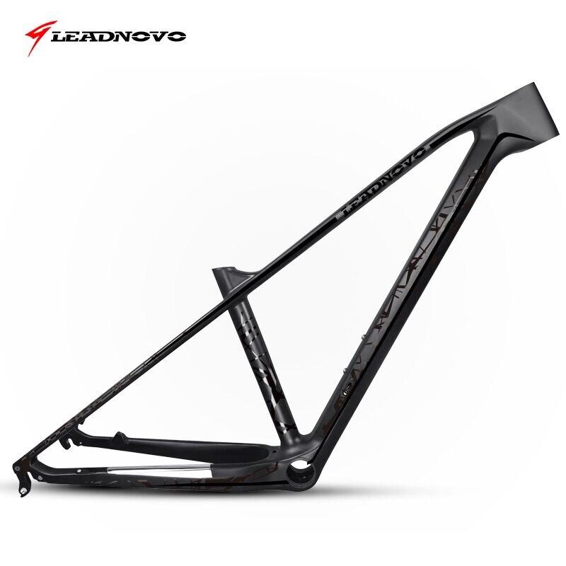 2018 nur 880g Super Licht Carbon Fibre Berg MTB Bike Fahrrad Rahmen ...