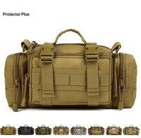 High Quality Men's Tactics Bag Waist Pack Men Fanny Pack Molle Bag Nylon Belt Pocket Military Messenger Bag Hunt Waist Bag