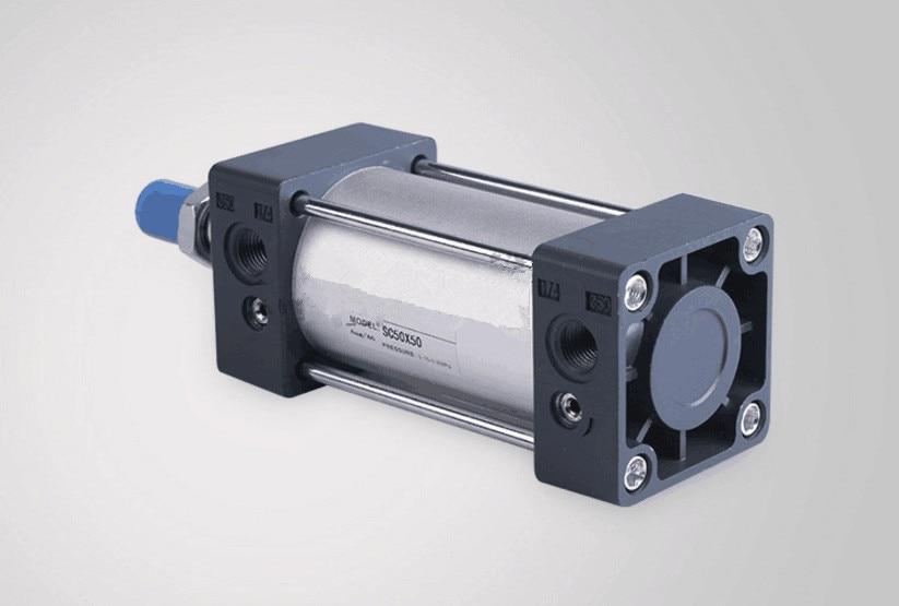 Купить с кэшбэком Free shipping high-quality SC40 series bore 25mm to 1000mm stroke Standard cylinder air pneumatic cylinder
