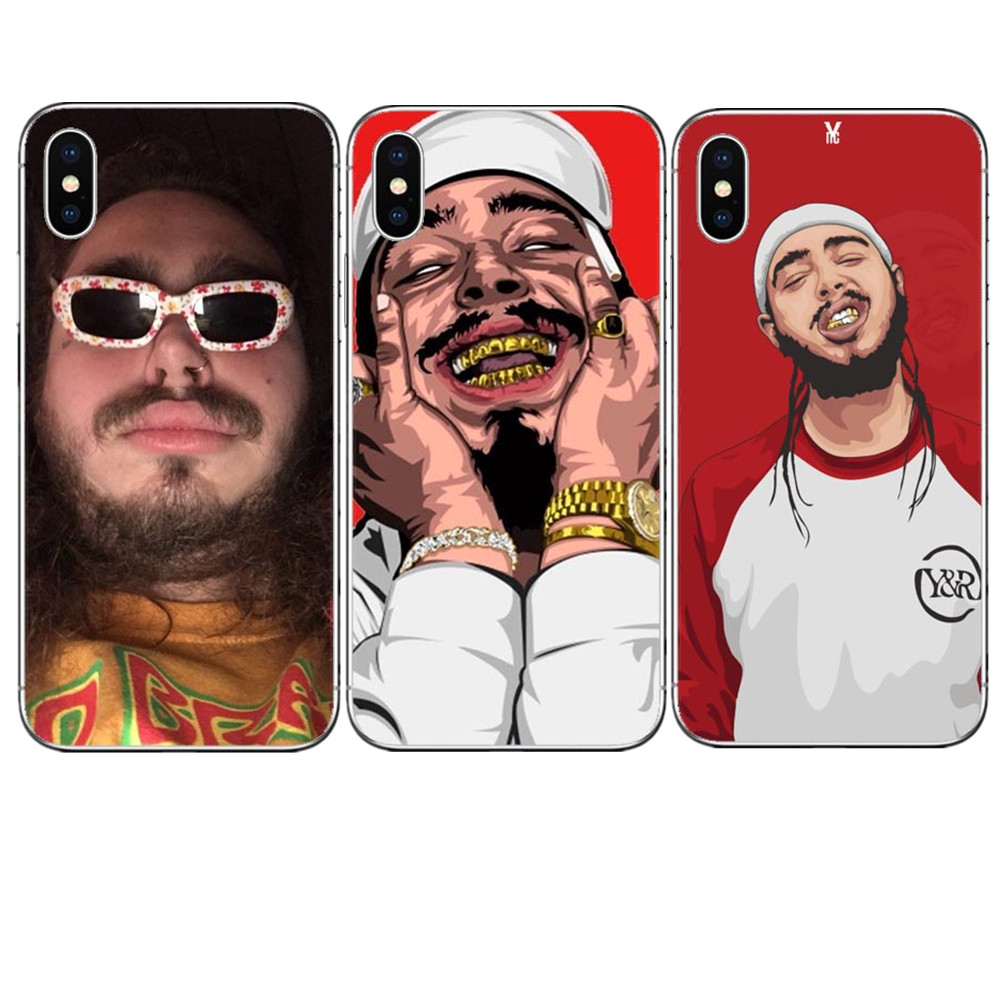 Post Malone Going Ghost Hunting Cases For IPhone X 10 5.8