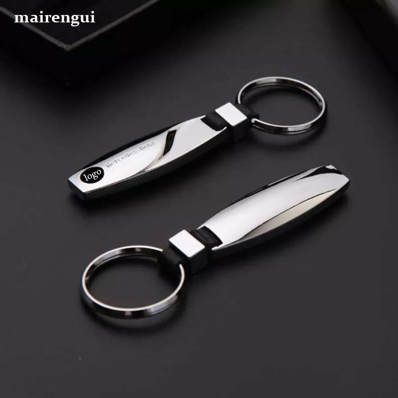 Drop-shaped <font><b>Styling</b></font> key chain <font><b>for</b></font> Audi Ford <font><b>BMW</b></font> Mercedes <font><b>car</b></font> LOGO key ring men women pendant keyring custom <font><b>keychain</b></font> accessories image
