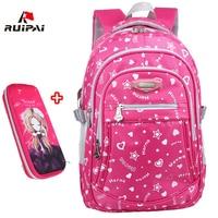 RUIPAI 2017 Oxford School Bags For Teenage Girls Waterproof Women School Backpack Fashion Student Book Bag