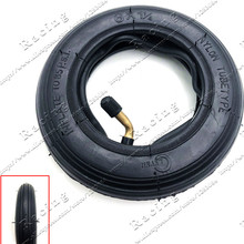 6X1 1/4 Tire with Inner Tube fits many gas electric scooters and e-Bike 6 inch For A-Folding Bike 6 X 11/4 tyre