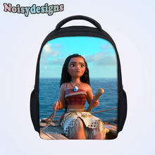 7c990c42261 Princess Moana Printed Backpack for Kids Casual Bags Little Boys Girls  Mochila Children Bookbags Teenagers School Bag Backpack