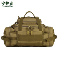 Male female nylon multi functional chest bag waist bag is multi purpose army camouflage oblique camera bag, travel bags