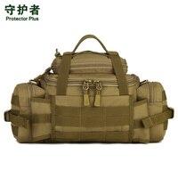 Nam nữ nylon đa chức năng ngực bag eo bag là đa mục đích quân đội ngụy trang xiên túi máy ảnh, túi du lịch
