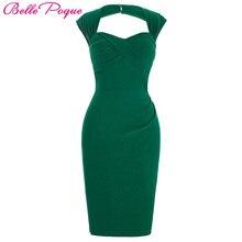 Женское летнее платье Vestidos, красные, фиолетовые, зеленые, без рукавов, сексуальные, вечерние, клубные платья, большие размеры, винтажное, облегающее, элегантное платье