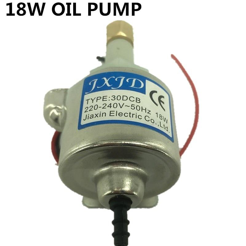 2016 New ! 30dcb 18w Oil Pump 400w-900w Smoke Machine Oil Pump Professional Dj Equipment