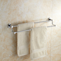 stainless steel bathroom towel rack towel holder Towel bathroom hardware hook bathroom accessories