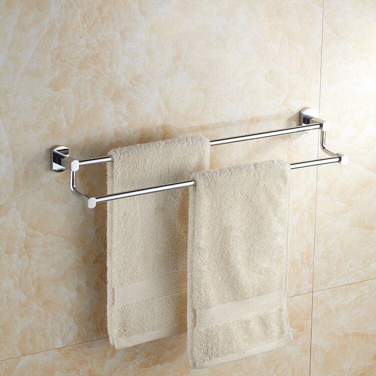 Stainless steel bathroom towel rack towel holder towel - Bathroom accessories towel racks ...