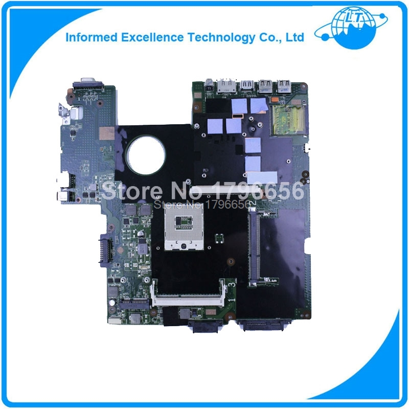 For Asus G60JX Laptop Motherboard 69N0GZM11C05-01 69NOGZM11C04-01 HM55 DDR3 Motherboard Full Tested Mainboard