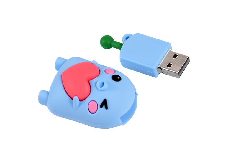 IsMyStore: JASTER Lovely cartoon USB Flash Drive pen drive 4GB 16GB flash drives 32GB 64GB pendrive USB 2.0 flash Memory Stick free ship
