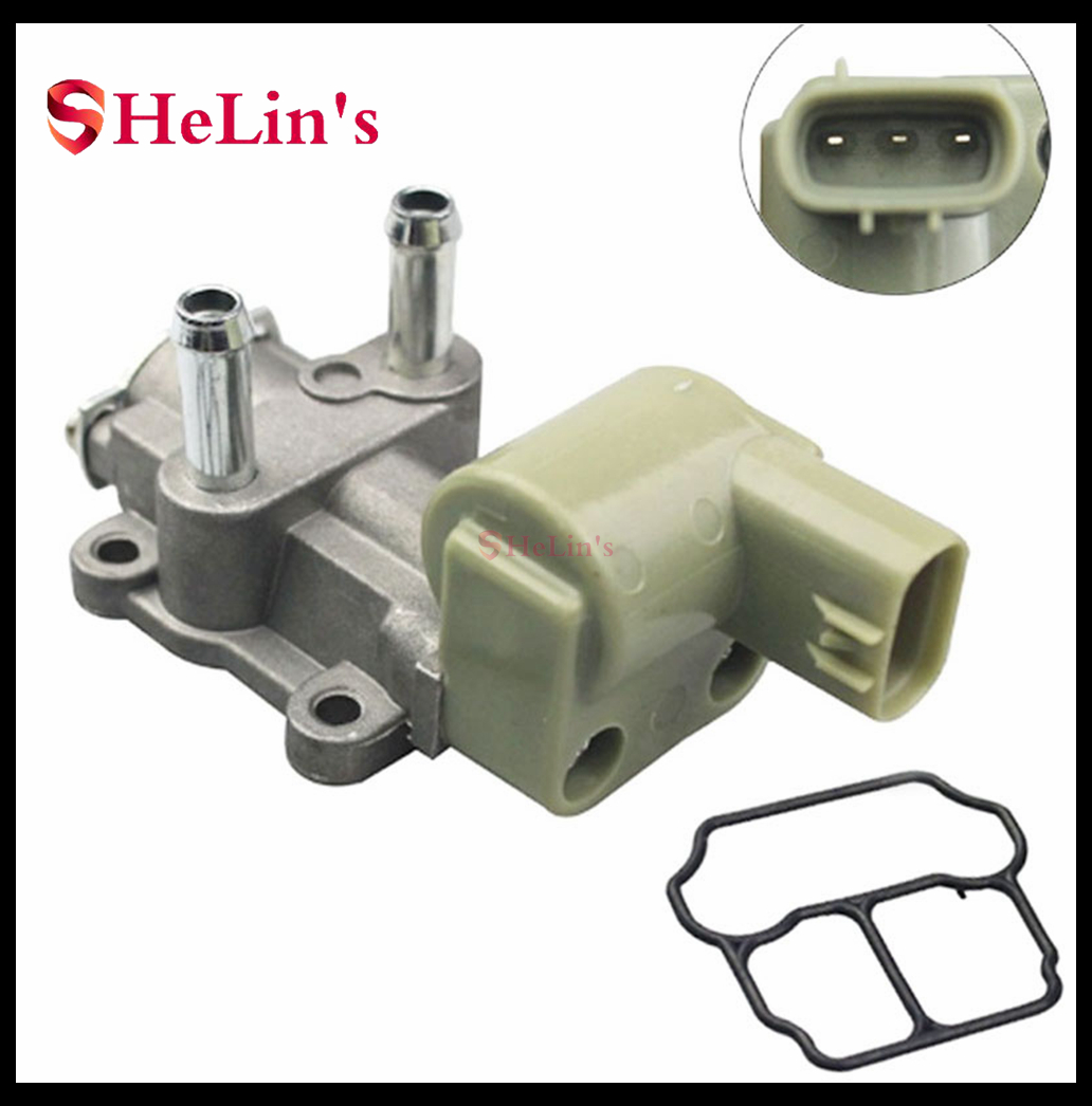 New Idle Air Control Valve Stepper Motor IAC for Honda Civic DX LX Del Sol 1.5L