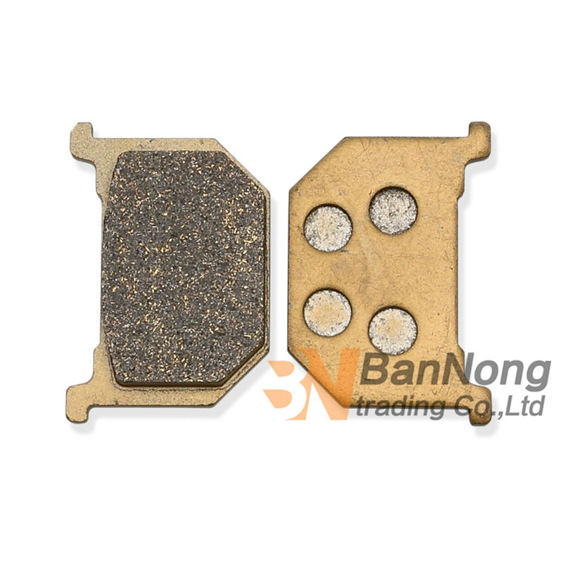 Motorcycle Copper fiber Front Brake Pads For Suzuki 250 GN250