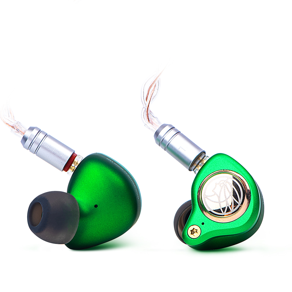 Newest Shanling ME100 10mm Dynamic Hi Res HiFi In Ear Monitor Earphone All Aluminum Construction With