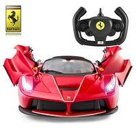 La Ferrari Remote Control Cars Opening Doors, Lights 1:14 Official Licensed 2WD Drifting Aperta Electric Radio Controlled RC Car