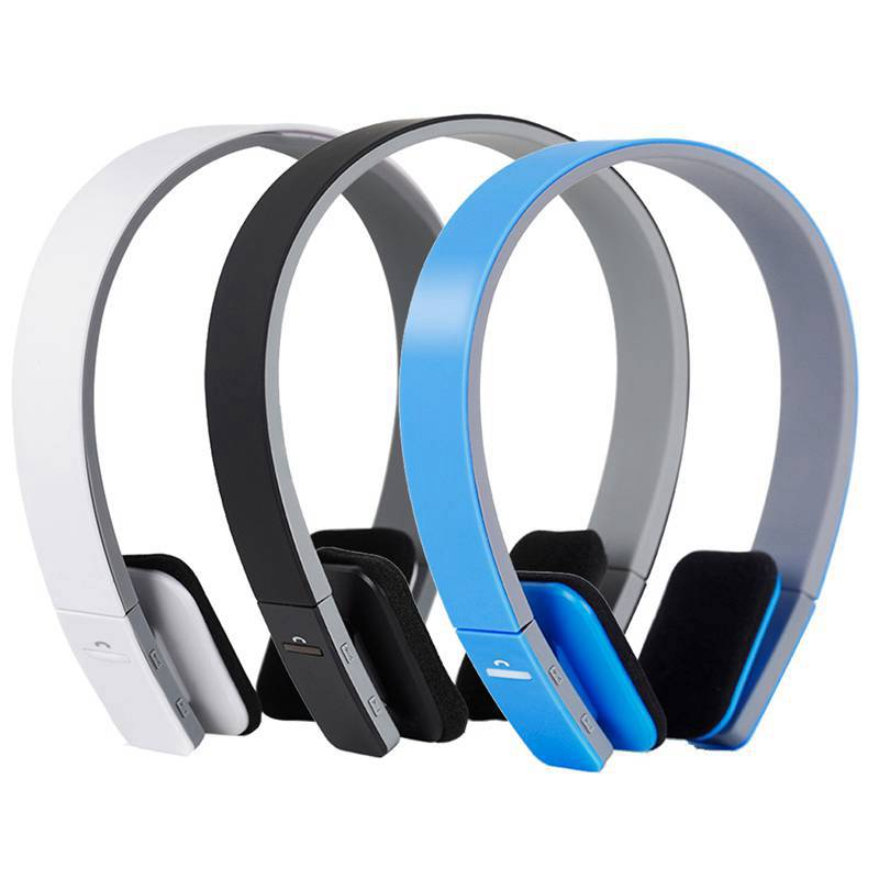 Portable BQ-618 Noise Reduction Wireless Bluetooth Headphone Sports Stereo Earphone Headset With Micphone For iPhone