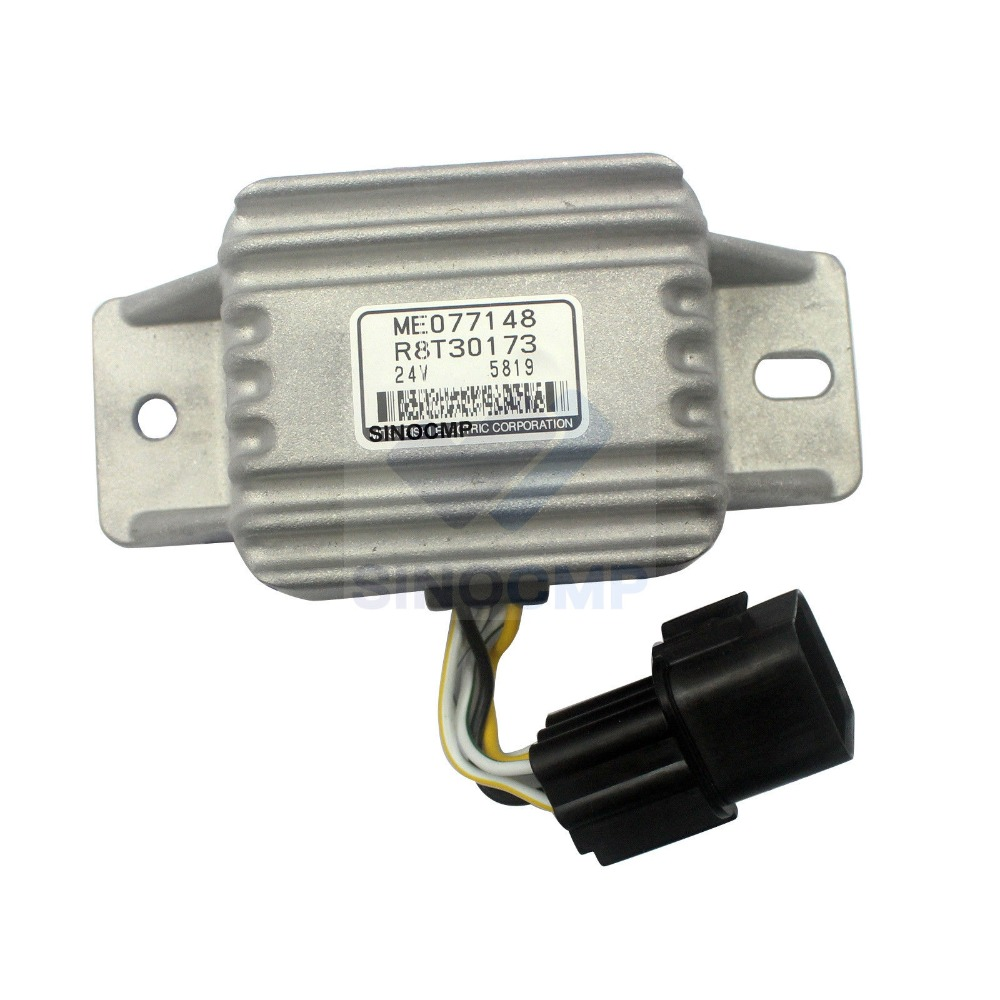 320C E320C 24V Time Relay ME077148 R8T30173 for Excavator, 3 Month warranty 320b 320c e320b e320c oil pressure sensor 5i 8005 5i 7850 34390 40200 for excavator 3 month warranty