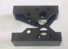 Horizon Elephant Reprap Lulzbot TAZ4_3D printer Parts metal aluminum alloy Z-motor mount left/right side kit