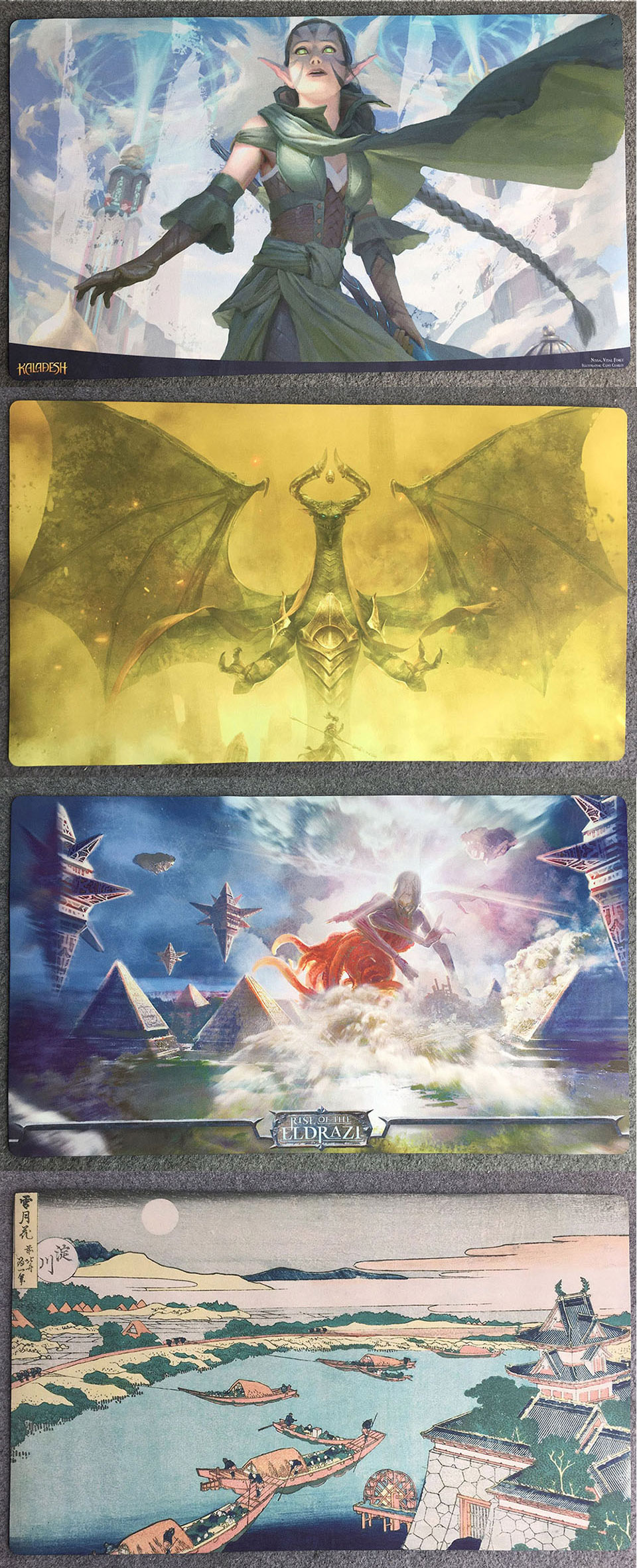 High Quality board game playmat
