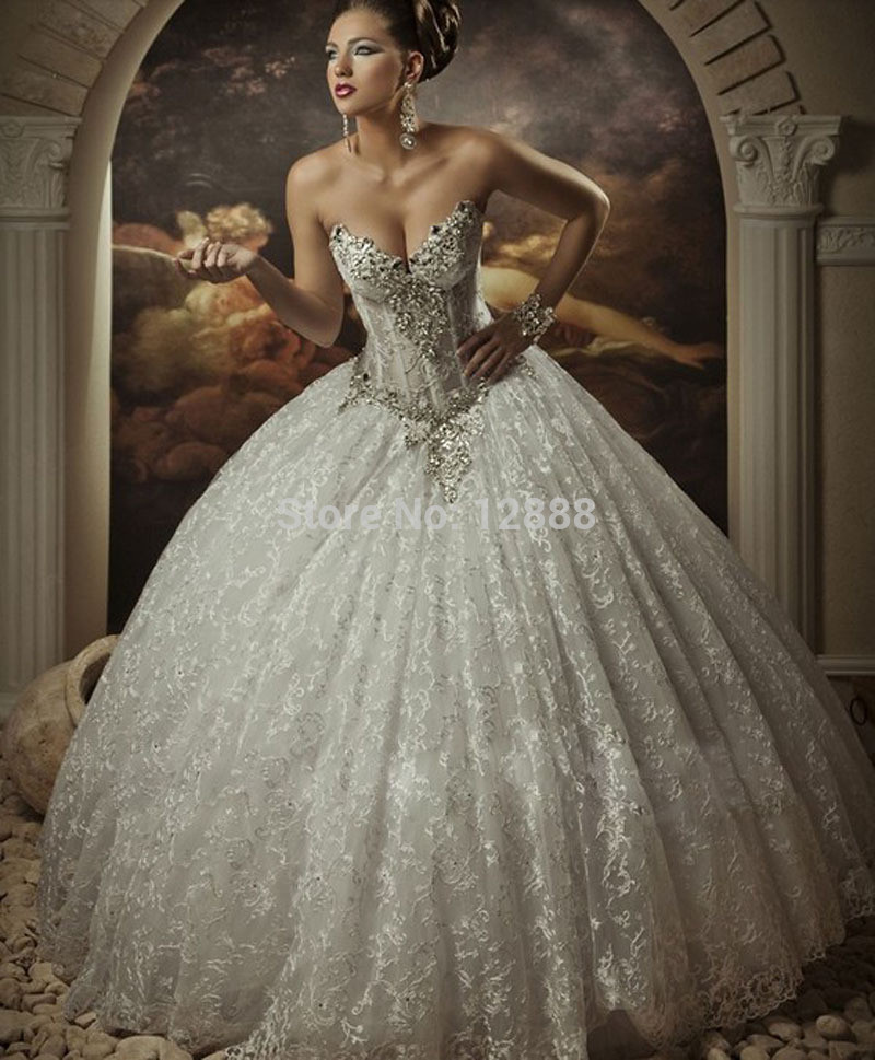 Collection Used Ball Gowns Pictures - Weddings Pro