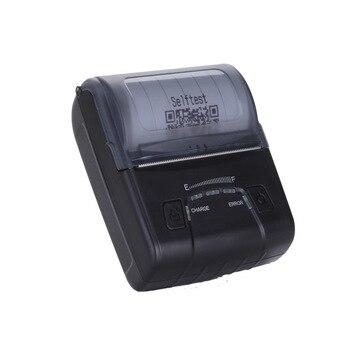 cheap price 80mm portable heat press machine printer portable support Bluetooth and usb port receipt printing