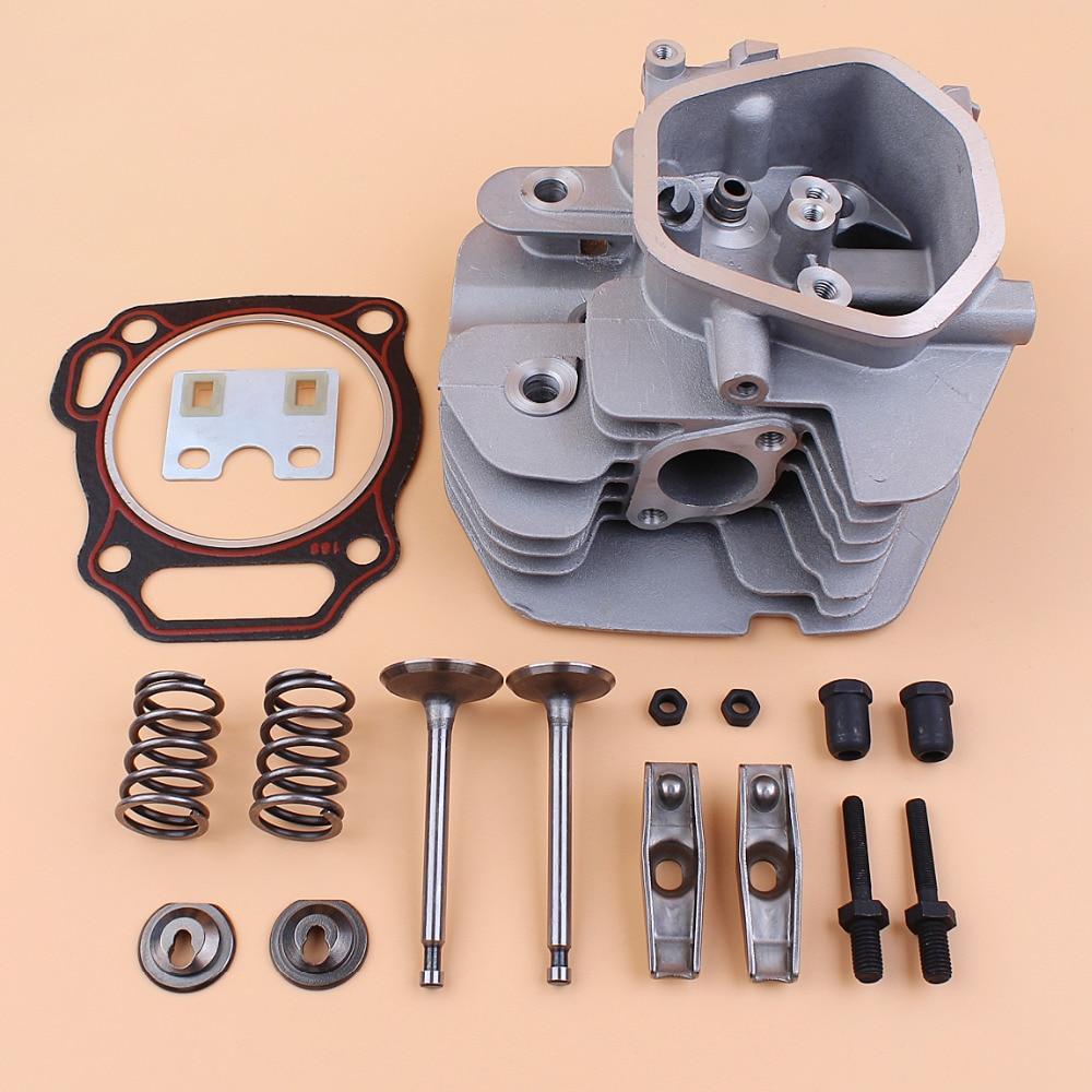 Arm Cylinder ZF6 For 11 Motor 13HP 5 6 188F 5KW 406 Gas Chinese Generator Rocker 182F Head 12200 Valve Kit GX340 GX390 Honda
