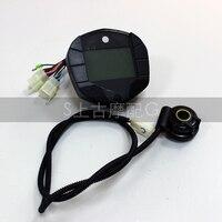 CBR150 CBR 125R 125cc 150CC YCR KTM cbr STREET BIKE Motorcycle LCD LED digital Odometer Speedometer free shipping