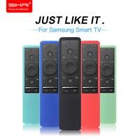 SIKAI Soft Silicon Case Cover For Samsung Smart TV Remote Control Case Protective Skin For Samsung