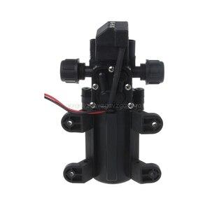Image 4 - DC 12V 130PSI 6L/Min Water High Pressure Diaphragm Self Priming Pump 70W New J16 19 Dropship