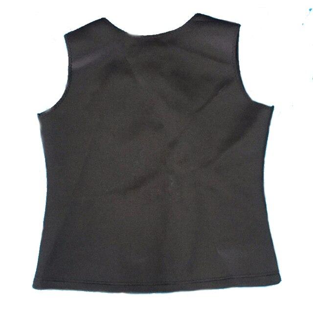 Men Slimming Vest Neoprene Shaper Sweat Thermal Belt Body Shaper Posture Trimmer Waist Abdomen Trainer Corsets  Shapers 1