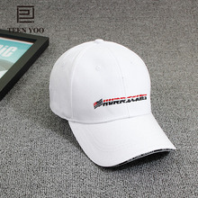 купить Baseball Cap Embroidered Letter Brim Cotton Cap Snapback Fashion Female 2018 New Spring And Summer Unisex Outdoor Sun Hat дешево