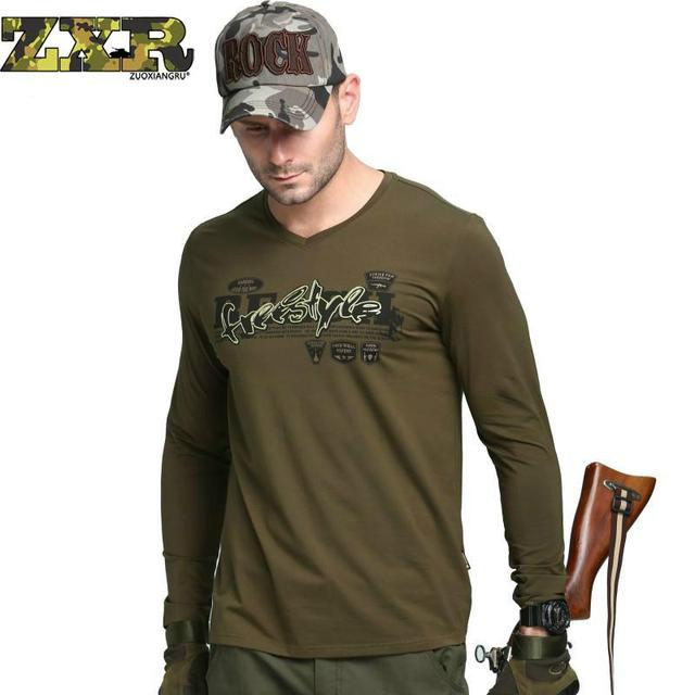 ef5c21df4a82 Us Navy Tactical Combat Shirt Men Military Style Swat T-shirt Tee Army T  Shirt Men Casual Cotton Long Sleeve Breathable Tee Tops