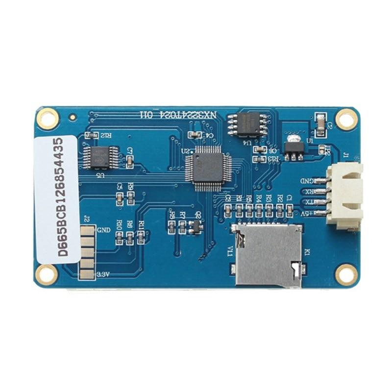 Version NX3224T024 2.4 TFT 320x240 UART Écran Tactile HMI Intelligent framboise pi LCD Module D'affichage pour Arduino TFT Carte de Démonstration
