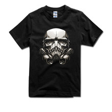 Men's Star Wars Summer short sleeve cotton tops tees men t-shirt boy casual homme tshirt t shirt plus size Tops boys Men product