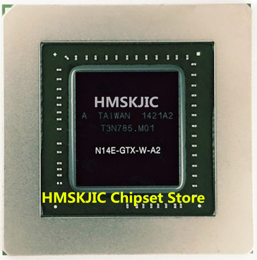 100% test very good product N14E-GTX-W-A2 N14E GTX W A2 reball BGA chipset 100% test very good product gp104 200 a1 gp104 200 a1 bga chipset