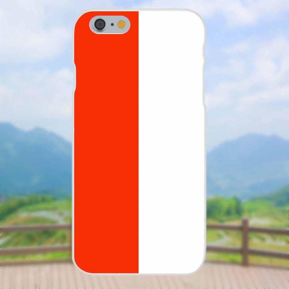 Polônia Bandeira Bandeiras Outro País Para Apple iPhone X XS Max XR 4 4S 5 5C 5S SE 6 6 s 7 8 Além Da Tampa Do Caso