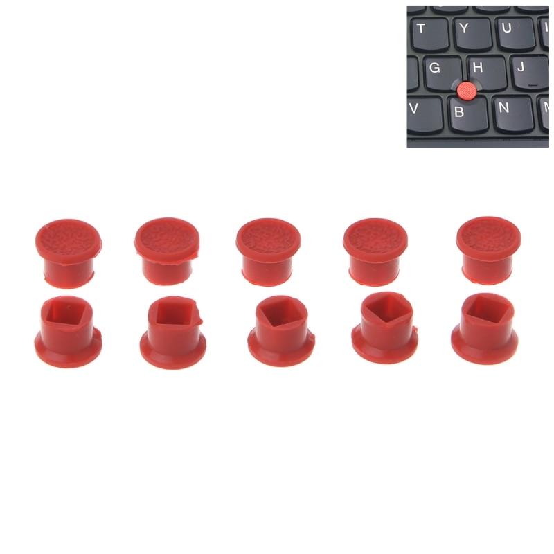 10шт Красный вогнутые крышки для Lenovo ThinkPad фирмы IBM мышь ноутбук указатель колпачок TrackPoint