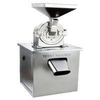 Small scale industrial coconut grinding machine, mini grinding machine, Spices/Pepper/Grain Crusher Powder Grinding Machine