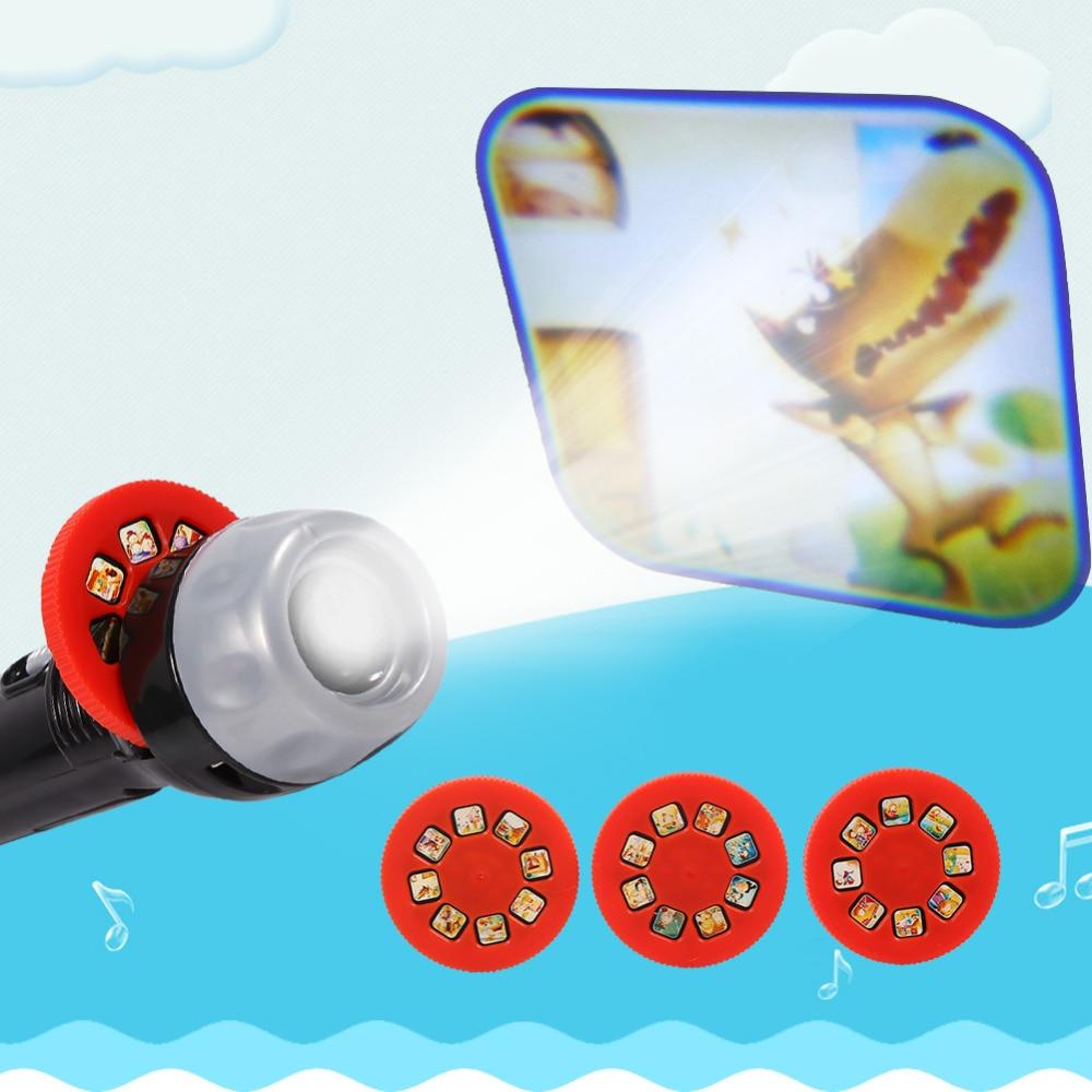 Сказки детские спальные история проектор фонарик звезда лампы ребенок проекция детские игрушки светло-до игрушки сне свет лампы светодиодные