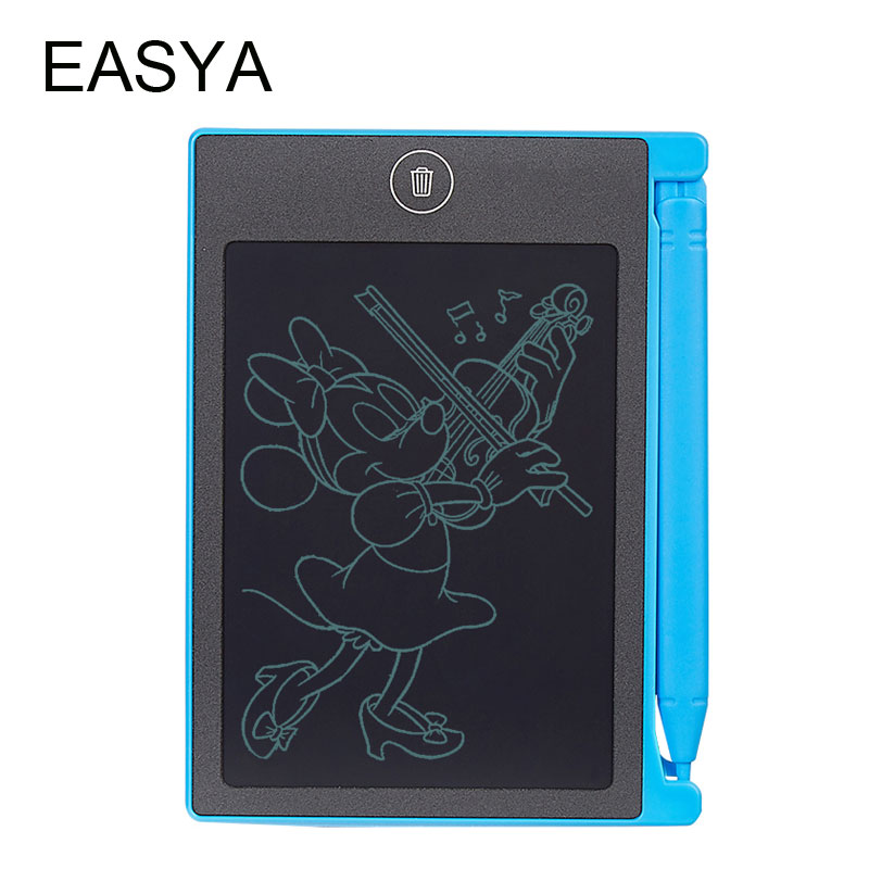 EASYA 4.4 Inch LCD Writing Tablet Digital Drawing Tablets Handwriting Pads Electronic Tablet Board ultra-thin Board with pen writing