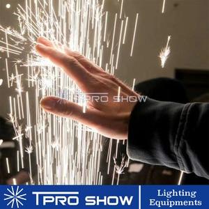 Image 4 - 10x200g Bags Titanium Powder Wedding Firework Machine Metal Composite Stage Cold Sparklers Fireworks Pyrotechnics Ti Materials
